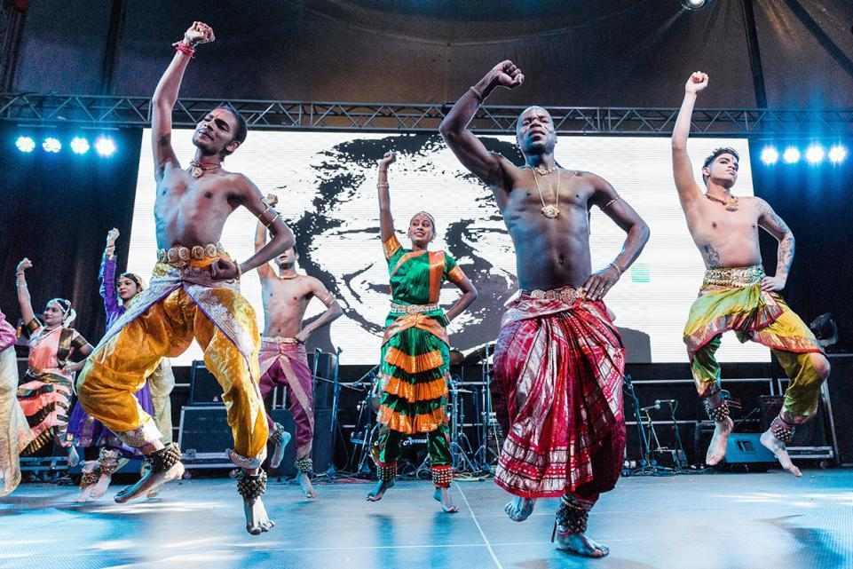 South African Dancers