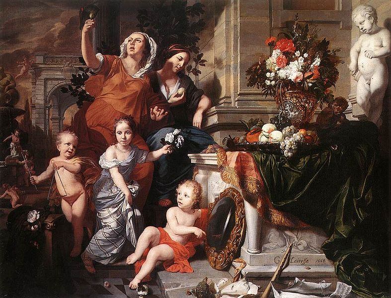1668_Gerard_de_Lairesse_-_Allegory_of_the_Five_Senses