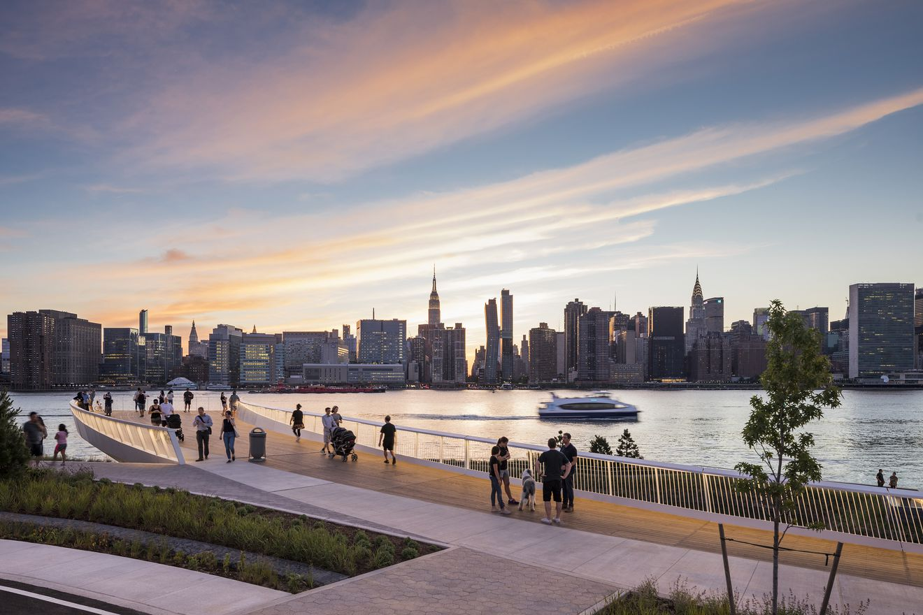 East River Walk