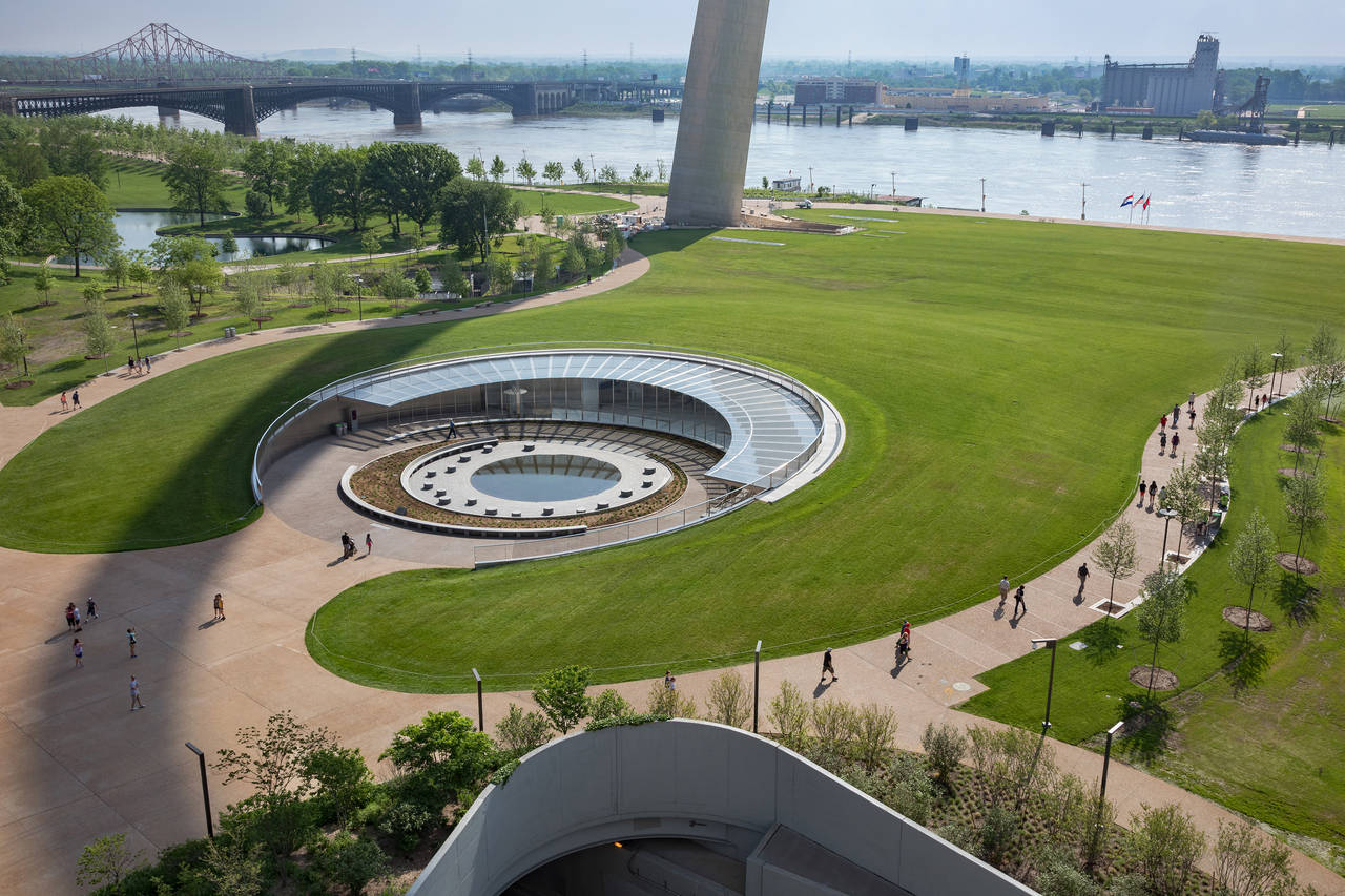 The Museum at the Gateway Arch