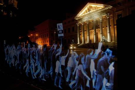 Spain_Hologram_Protest_1