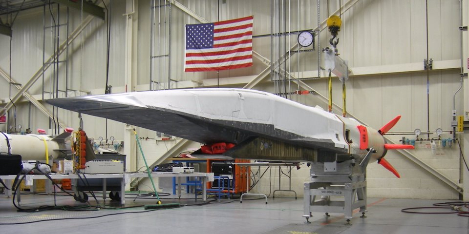 Boing X 51 Hypersonic Cruise Missile