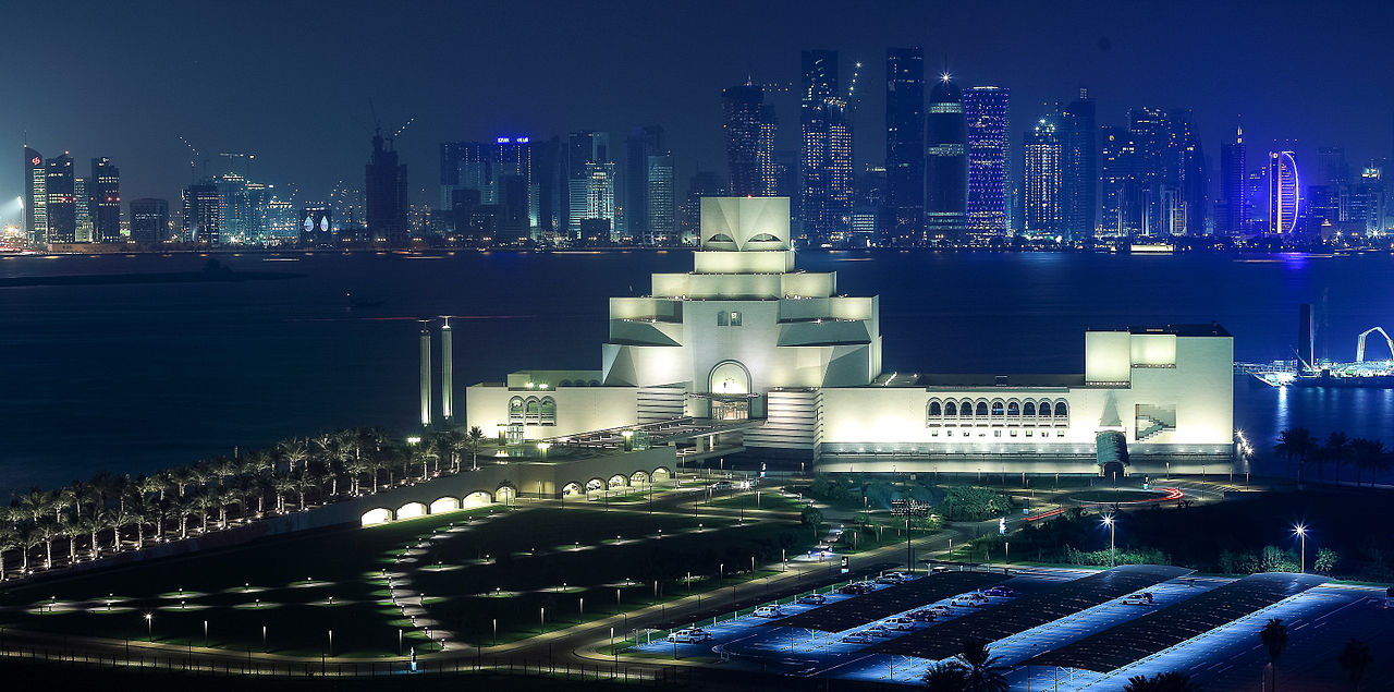 Museum of Islamic arts Quatar