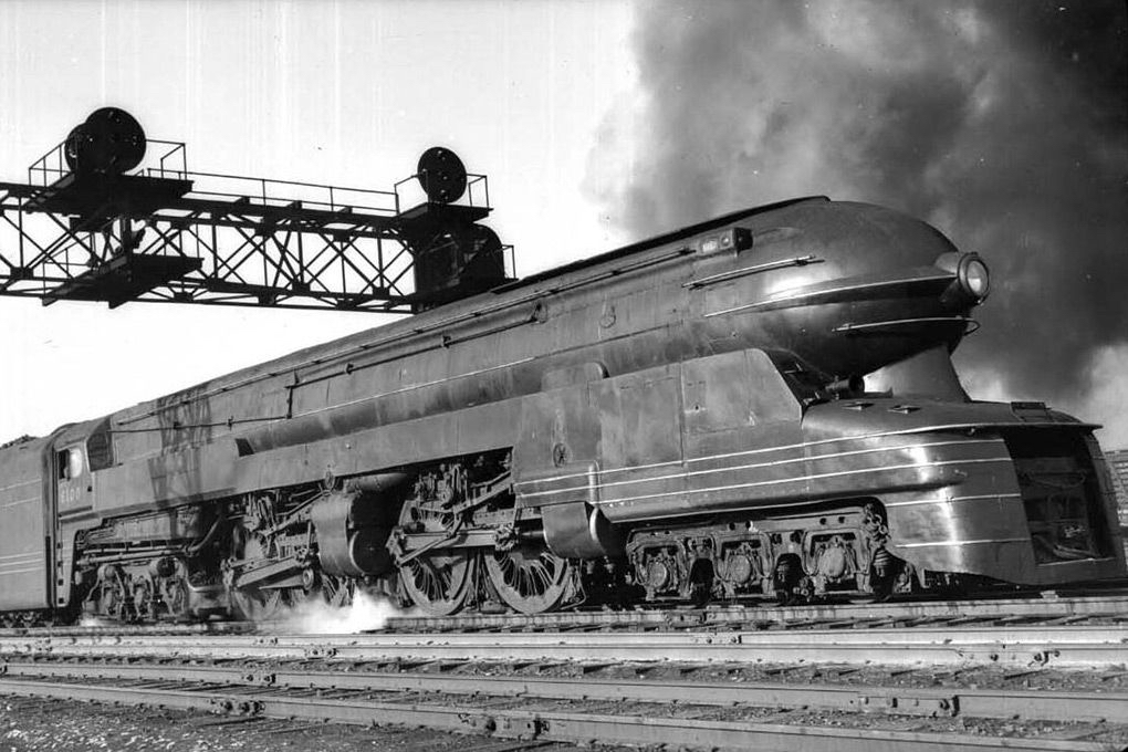prr s1 locomotive