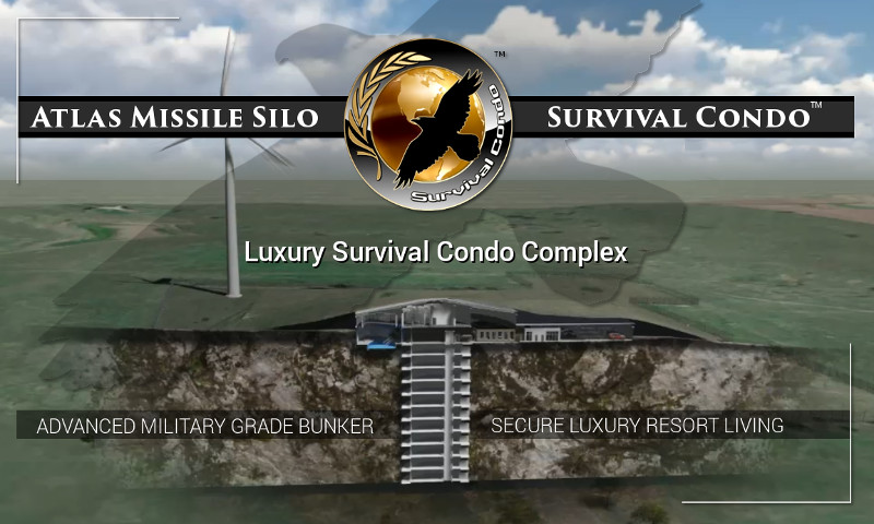Luxury Survival Condo Complex