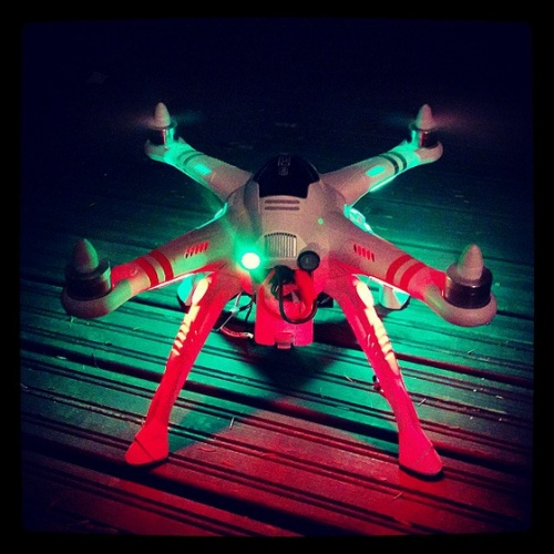 Drone_Night_Vision