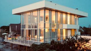 Modern Architecture - Fire Island Pines, New York
