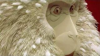Calvin Nicholls Paper Art - Zoo